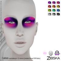 Zibska ~ Callisto Eyemakeup